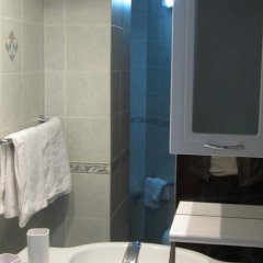 Отель Residence Messina Сиракуза ванная