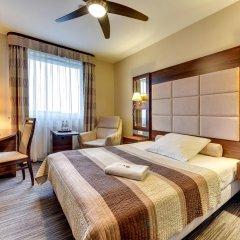 Amber Hotel Гданьск комната для гостей фото 3