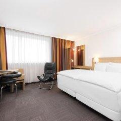 NH Zürich Airport Hotel 4* Стандартный номер с различными типами кроватей фото 4