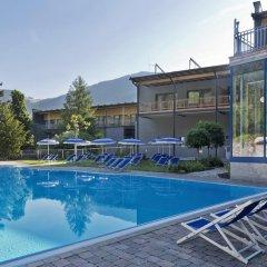Отель Hells Ferienresort Zillertal Австрия, Фюген - отзывы, цены и фото номеров - забронировать отель Hells Ferienresort Zillertal онлайн бассейн фото 2
