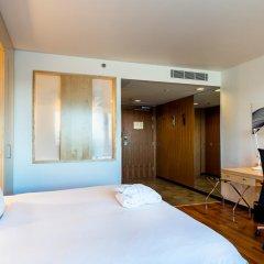 Отель Hilton Helsinki Airport 4* Представительский номер с двуспальной кроватью фото 2