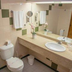 Luna Hotel Da Oura 4* Апартаменты с различными типами кроватей фото 12
