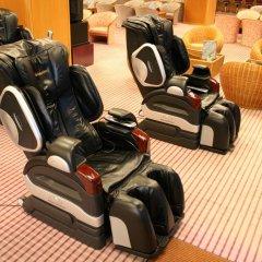 Отель Yukai Resort Saiki Bekkan Мисаса фитнесс-зал
