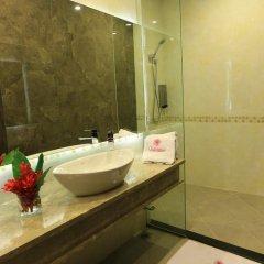 Valentine Hotel 3* Улучшенный номер с различными типами кроватей фото 35