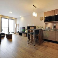 Апартаменты Dom & House - Apartments Waterlane Апартаменты с двуспальной кроватью