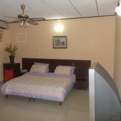 Conference Hotel & Suites Ijebu 4* Улучшенная вилла с различными типами кроватей фото 7