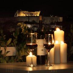 Отель Athens View Loft - 01 гостиничный бар