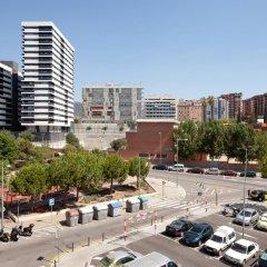 Отель Enjoybcn Diagonal Nord Apartment Испания, Оспиталет-де-Льобрегат - отзывы, цены и фото номеров - забронировать отель Enjoybcn Diagonal Nord Apartment онлайн парковка