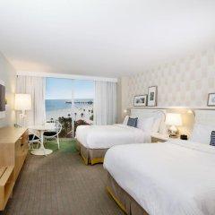 Отель Wyndham Grand Clearwater Beach 4* Номер Делюкс с двуспальной кроватью