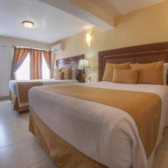Hotel Villa Las Margaritas Sucursal Caxa 3* Стандартный номер с различными типами кроватей фото 5