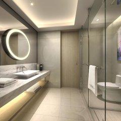 Отель Mercure Shanghai Hongqiao Airport 4* Улучшенный номер с различными типами кроватей фото 4