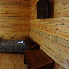 Гостевой Дом Олимпия Стандартный семейный номер с двуспальной кроватью фото 8