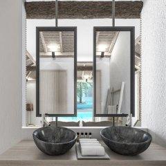 Отель Stella Island Luxury resort & Spa - Adults Only 5* Бунгало с различными типами кроватей фото 3