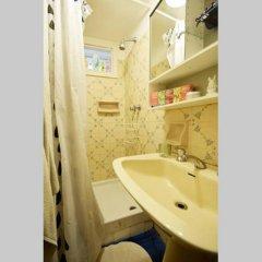 Отель Appartamento Via Fiume Италия, Генуя - отзывы, цены и фото номеров - забронировать отель Appartamento Via Fiume онлайн ванная фото 2