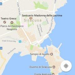 Отель Il Borgo Nuovo di Ortigia Сиракуза городской автобус
