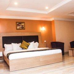 Отель Visa Karena Hotels комната для гостей