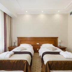 Гостиница Звёздный WELNESS & SPA Семейный люкс с двуспальной кроватью фото 12