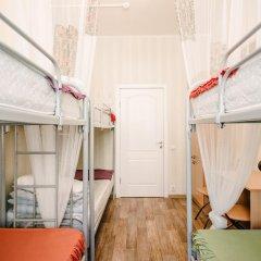 Хостел Актив Кровать в общем номере с двухъярусной кроватью фото 6