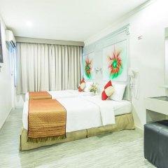 Отель Pratunam City Inn 3* Стандартный номер фото 5
