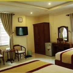 Hoang Hotel 2* Номер Делюкс с различными типами кроватей фото 4