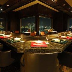 Отель Ginza Creston Токио питание