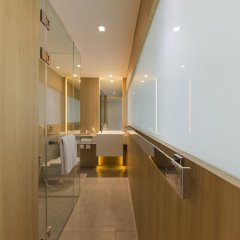 Отель Ad Lib 4* Стандартный номер с различными типами кроватей фото 19