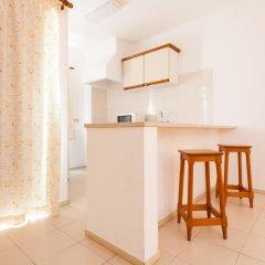 Отель Don Tenorio Aparthotel 3* Стандартный номер двуспальная кровать фото 14