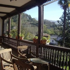 Отель Casa de Aldea La Casona de Los Valles балкон