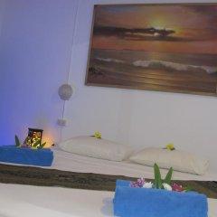 Отель Lanta Island Resort 3* Бунгало с различными типами кроватей фото 2