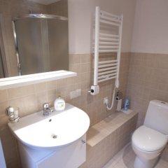 Отель Real House 3* Семейные апартаменты с двуспальной кроватью фото 10