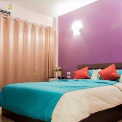 Отель Nam Talay Resort 2* Стандартный номер с различными типами кроватей фото 8