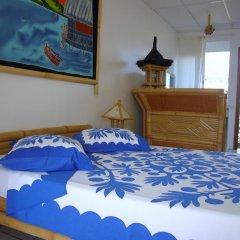 Отель Pension De La Plage 3* Стандартный номер с различными типами кроватей фото 3