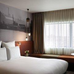 Отель Pullman Liverpool 4* Улучшенный номер с различными типами кроватей фото 5