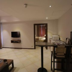 Jabal Amman Hotel (Heritage House) 3* Представительский люкс с различными типами кроватей фото 4