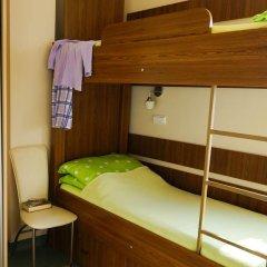 City Hostel Panorama Кровать в общем номере с двухъярусной кроватью фото 6