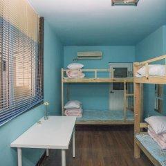 Housheng Youth Hostel Кровать в общем номере с двухъярусной кроватью