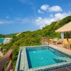 Отель Cape Shark Pool Villas 4* Вилла с различными типами кроватей фото 8