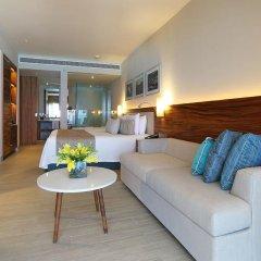 Отель Emporio Cancun 3* Люкс с различными типами кроватей фото 4