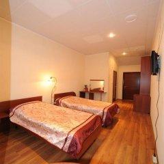 Гостиница Акварель Люкс с двуспальной кроватью фото 11