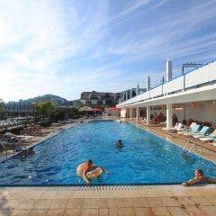 Гостиница Бриз в Сочи отзывы, цены и фото номеров - забронировать гостиницу Бриз онлайн бассейн фото 2