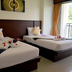 Отель Sharaya Residence Patong 3* Стандартный семейный номер разные типы кроватей фото 2