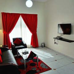 Отель High End Hotel Apartments ОАЭ, Дубай - отзывы, цены и фото номеров - забронировать отель High End Hotel Apartments онлайн комната для гостей фото 4