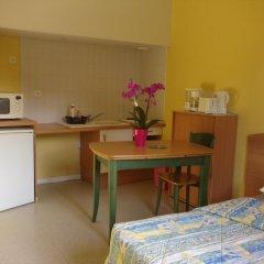 Отель Résidence La Peyrie 3* Студия с различными типами кроватей