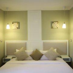 Hotel Alley 3* Улучшенный номер с двуспальной кроватью фото 13