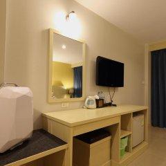 Ansino Bukit Hotel 3* Улучшенный номер двуспальная кровать фото 5