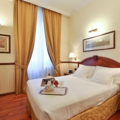 Отель Worldhotel Cristoforo Colombo 4* Стандартный номер с различными типами кроватей фото 5