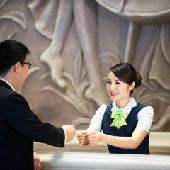 Vienna Hotel Dongguan Gaobu Дунгуань спа фото 2