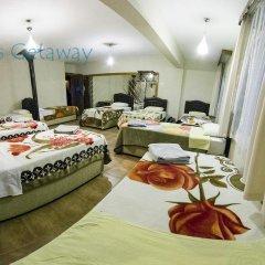 Atilla's Getaway Кровать в общем номере с двухъярусной кроватью фото 3