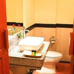 Отель Honey Resort 3* Номер Делюкс с двуспальной кроватью фото 5