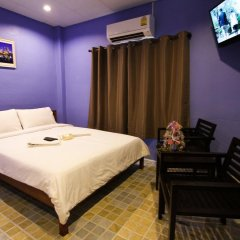 Отель At smile house 2* Улучшенный номер с двуспальной кроватью фото 19